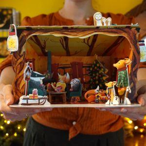 PRE-ORDER:, Cosy Advent kalender 4