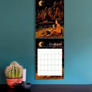 PRE-ORDER:, Kalender 2022, Esther Bennink 4