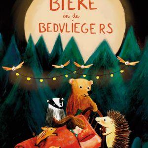 Prentenboek Bieke en de bedvliegers, Esther Bennink 2