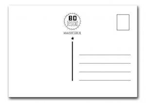 Kaart Ho-Ho-Ho BDDesigns 2