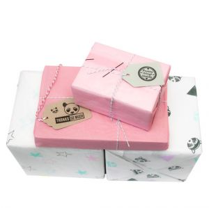 "Stempel ""Pretty things inside"" Miss Honeybird 5"