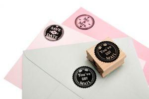 """Stempel """"You've got mail"""" Miss Honeybird 5"""
