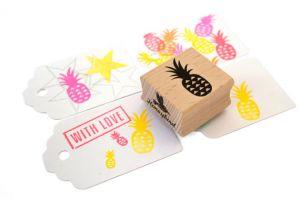 """Stempel """"ananas"""", Miss Honeybird 2"""