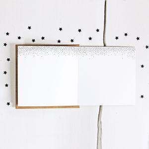 Set 4 kerstkaarten Paperfuel 1