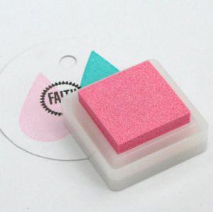 Stempelkussen Petal Pink Versacolor mini 1