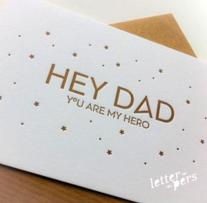 HEY Dad kaart Letterpers 4