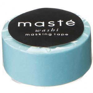 Masking tape in lichtblauw