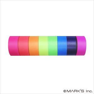 Masking tape set Color Mix 3 Neon 2