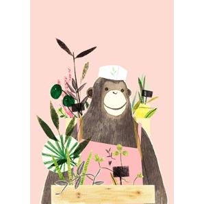 Kaart aap, Ruth Hengeveld