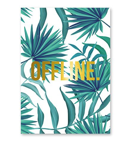 Kaart Offline, Studio Stationery