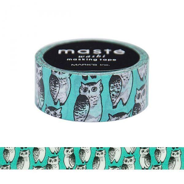 Maskingtape uil, Masté