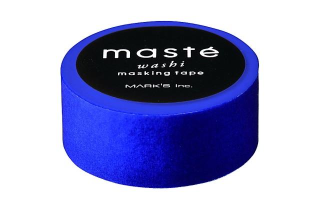 Maskingtape donkerblauw, Masté