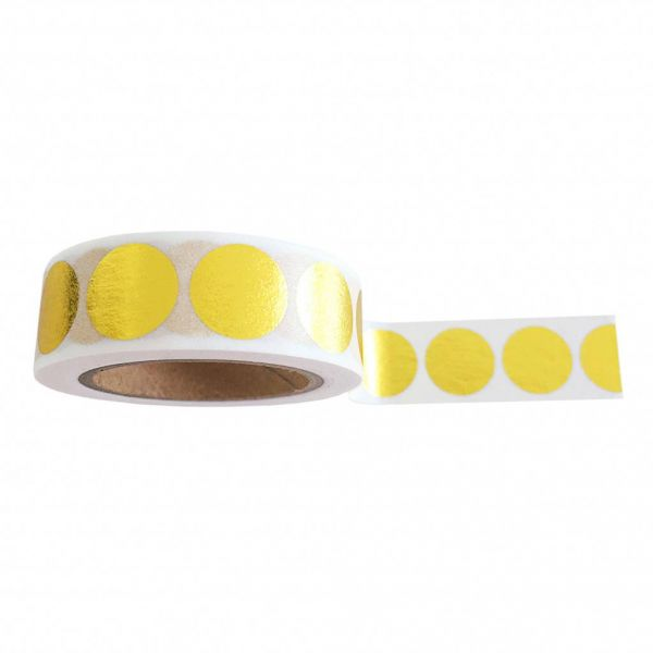 Maskingtape gouden dot, Studio Stationery