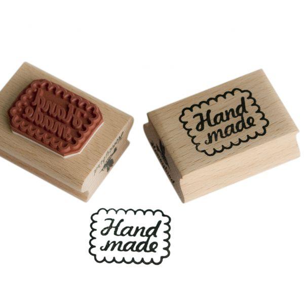 Handmade cookie stempel, Miss Honeybird
