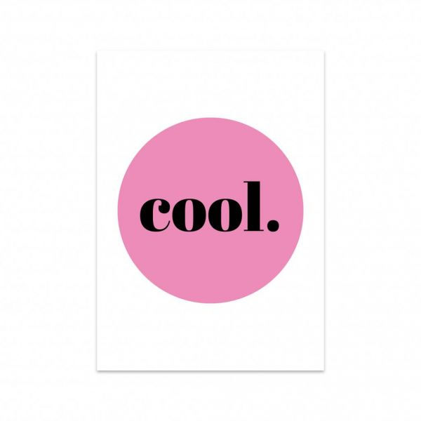 Kaart Cool, Studio Stationery