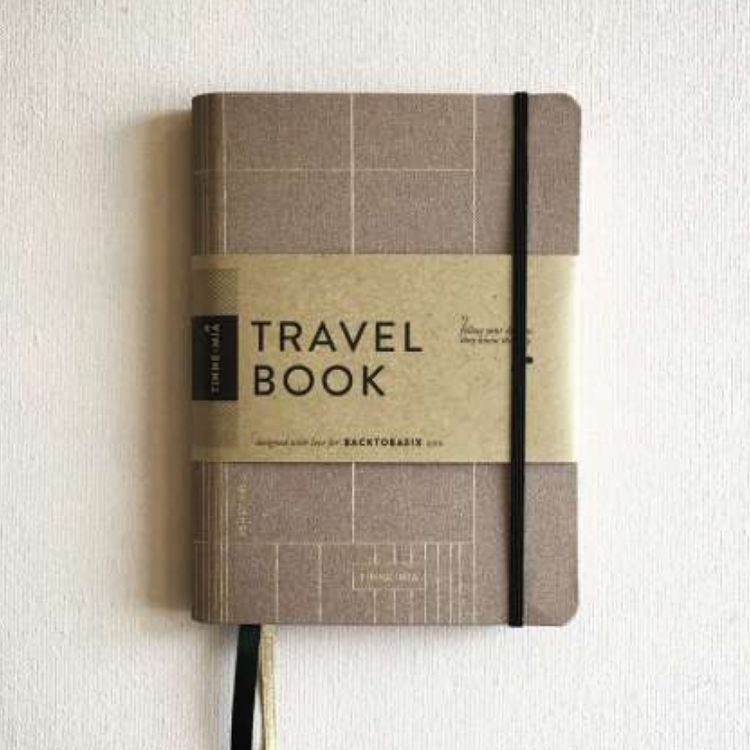 Travelbook - reisdagboek, Tinne+Mia