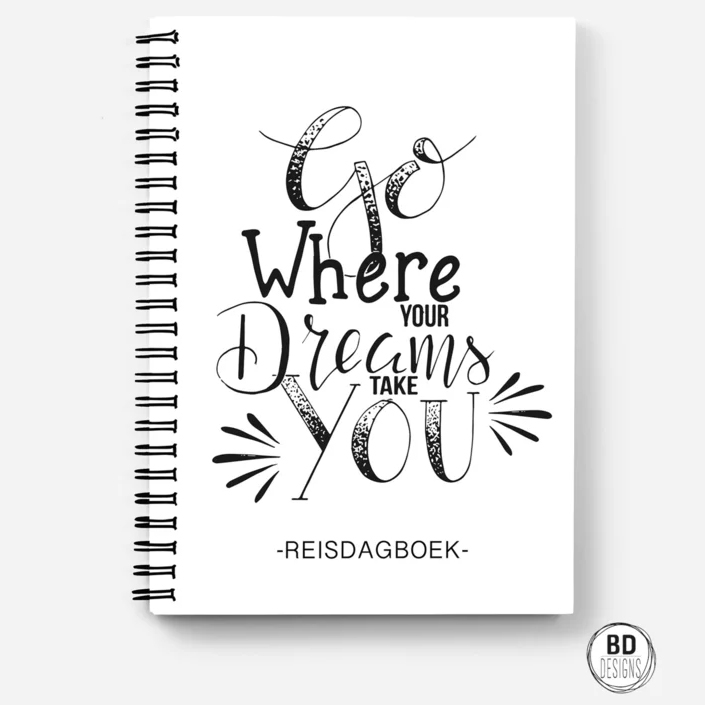 Reisdagboek, BDDesigns