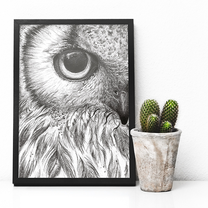 A5 poster uil, BDDesigns
