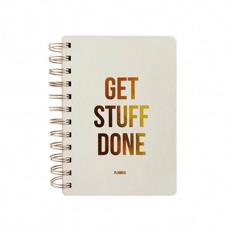 Mini planner Get stuff done, Studio Stationery