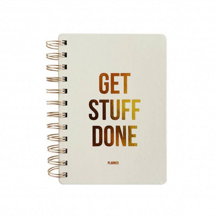 Mini planner Get stuff done, Studio Stationery