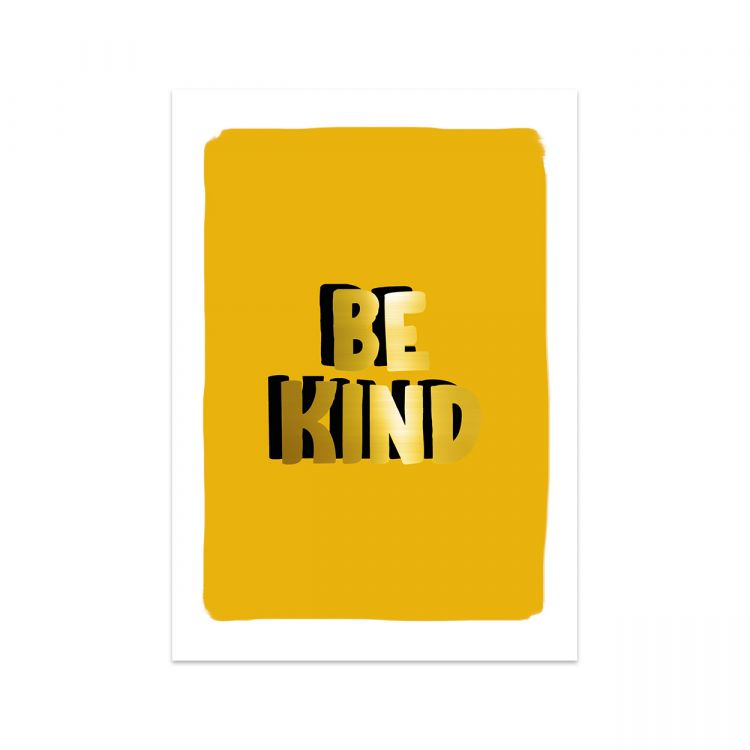 Kaart be kind, Studio Stationery