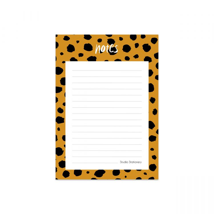 Notitieblok notes, Studio Stationery