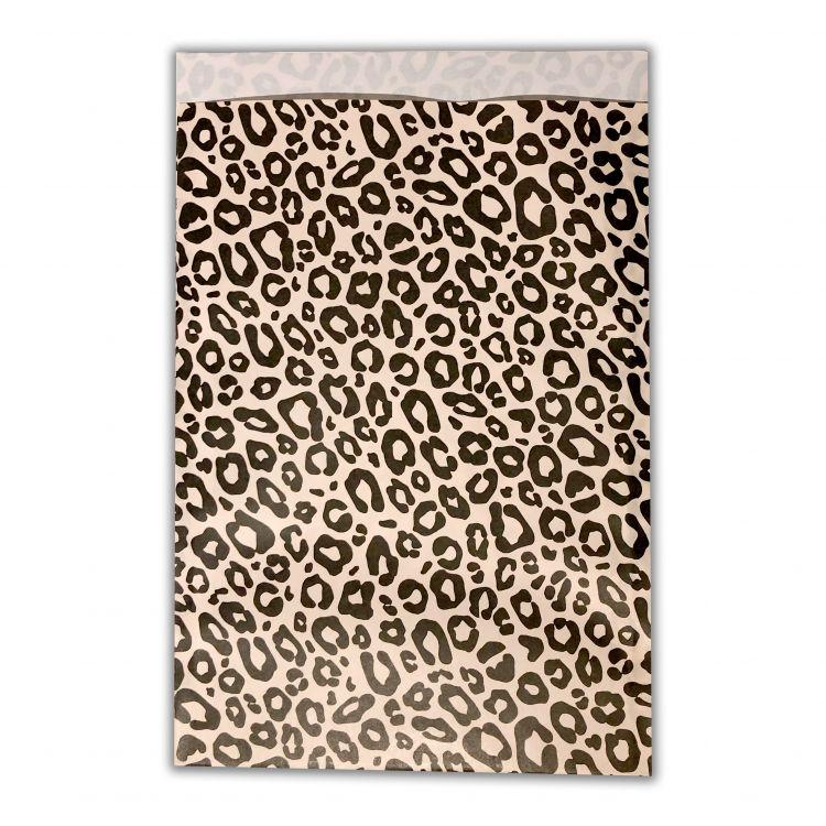 Zakje luipaard rose (middel)
