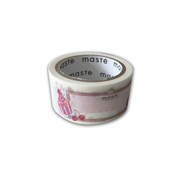 Maskingtape Girly, (pre-cut) Masté