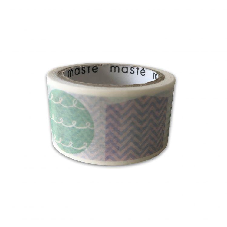 Maskingtape patroon (pre-cut) Masté