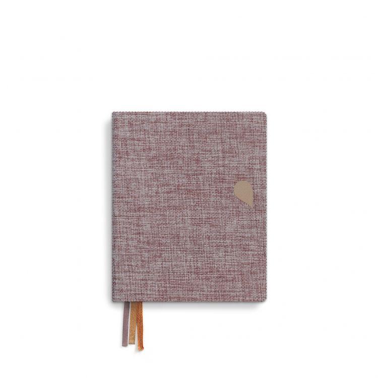 A6+ Linnen notitieboek Tinne+Mia