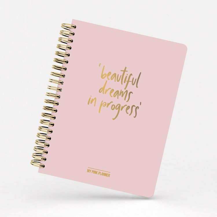 My Pink Planner, Studio Stationery