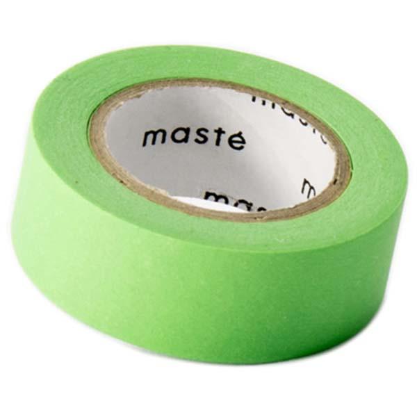 Groen beschrijfbaar maskingtape, Masté