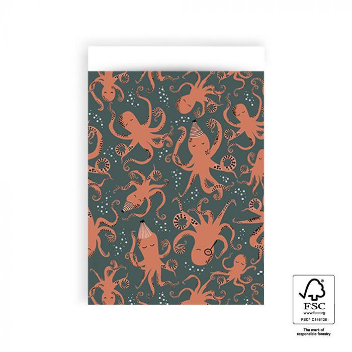 Zakje octopus (middel)