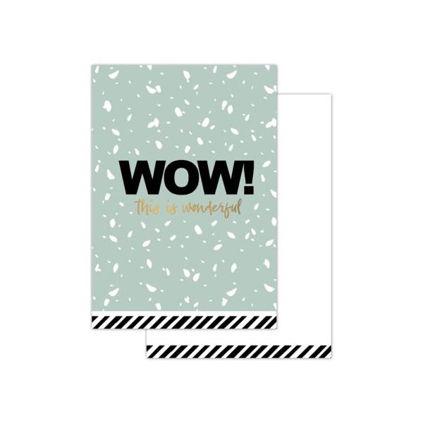 Mini kaart WOW (CWH)