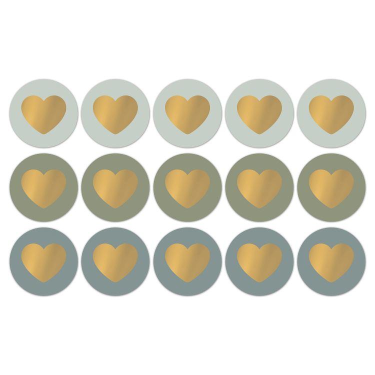 Sticker hart cool fall 21