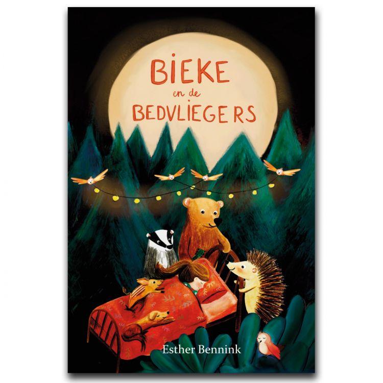 Prentenboek Bieke en de bedvliegers, Esther Bennink