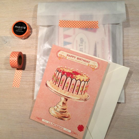 Pergamijn zakjes