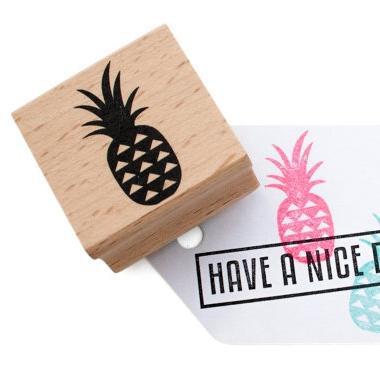 """Stempel """"ananas"""", Miss Honeybird"""