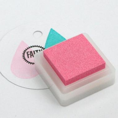Stempelkussen Petal Pink Versacolor mini